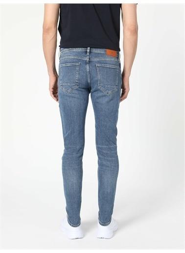 Colin's CL1056196_Q1.V1_DN41185 041 Danny Düşük Bel Dar Paça Slim Fit Jean Erkek Jean Pantolon Renkli